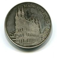 Stadhuis Leuven Collectors Coin - Tourist