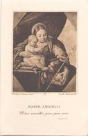 MATER AMABILIS - Images Religieuses