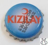 TURQUIE / CAPSULE EAU KIZILAY - Soda