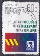 Australia, 2010 - 60c Emergency Call Service - Nr.3308 Usato° - 2010-... Elizabeth II
