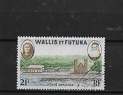 Wallis Et Futuna Yv. Pa 16 O. - Luftpost
