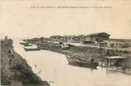AUDENGE (Bassin D'Arcachon) - Le Port Des Pêcheurs - La Côte D'Argent - Francia