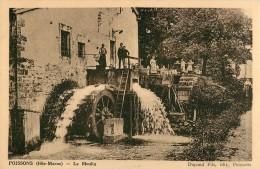 POISSONS - Le Moulin - Poissons
