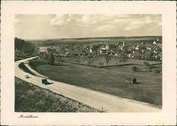 AK Mindelheim, Gesamtansicht, O 1940, AK In Größerem Format (24337) - Mindelheim