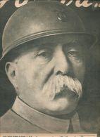 Militaria Revue J'ai Vu.... N°189 Du 1er Novembre 1918 Clémenceau, Le Premier Poilu De France - Libri