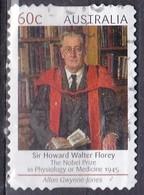 Australia, 2012 - 60c Sir Howard Walter Florey - Nr.3760 Usato° - 2010-... Elizabeth II