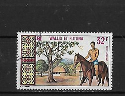 Wallis Et Futuna Yv. Pa 34 O. - Luftpost