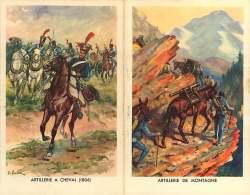 260118A - MILITARIA GUERRE Prime D'engagement Troupes ARTILLERIE DE MONTAGNE ARTILLERIE A CHEVAL - Livres, Revues & Catalogues