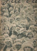 Militaria Revue J'ai Vu.... N°193 Du 1er Janvier 1919 Vive La France! - Books