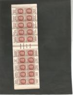 CARNET  517 C 2   Série  S 63   NEUF XX - Carnets