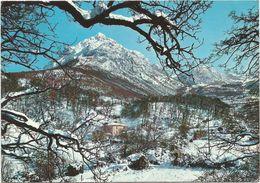 V1470 Fontignano Di Ussita (Macerata) - Panorama Col Monte Bove E Il Monte Bicco / Viaggiata 1971 - Italia