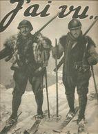 Militaria Revue J'ai Vu.... N°58 Du 25 Décembre 1915 Sur Les Hauteurs De Metzeral En Alsace Française - Livres