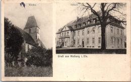 Allemagne - RHENANIE NORD WESTPHALIE - Gruss Aus WALBURG - Warburg