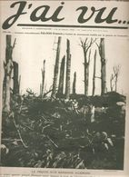 Militaria Revue J'ai Vu.... N°25 Du 8 Mai 1915 La Preuve D'un Mensonge Allemand - Bücher