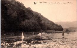Belgique - LIEGE - TROIS PONTS - En Longeant L'amblève - Trois-Ponts