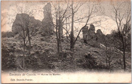 Belgique - NAMUR - COUVIN - Les Ruines De Sautour - Couvin