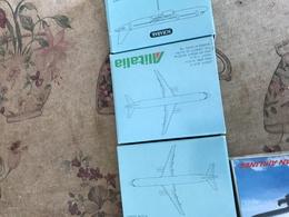 SCHABAK SCALA 1:600 ALITALIA AIRBUS A321 - Gioielli & Orologeria