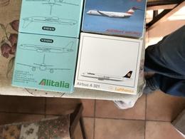 SCHABAK SCALA 1:600 LUFTHANSA AIRBUS 321 - Gioielli & Orologeria
