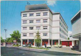 ITALIE,italia,lazio,LATIN A,hotel  Luxe Europa ,via E Filiberto,1955,esso,prés ROME - Latina