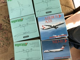 SCHABAK SCALA 1:600 AUSTRIAN AIRLINES AIRBUS 321 - Altri