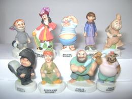 Peter Pan Mat .. 9 Fèves ...Ref AFF : 31-2003 ... (pan 0017) - Disney