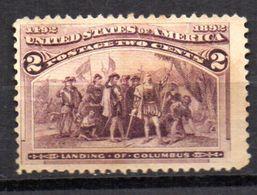 Sello Nº 82  Estados Unidos - Unused Stamps