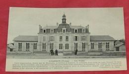 89 - Courson - ( Yonne ) - Les écoles :::: Animation   --------------- 451 - Courson-les-Carrières