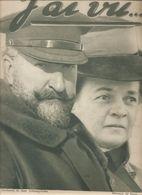 Militaria Revue J'ai Vu.... N°46 Du 2 Octobre1915 Le Couple Bulgare Ferdinand De Saxe Cobourg-Gotha Eléonore De Reuss - Libri