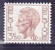 BELGIQUE COB S 64 ** MNH P2 BLANC. (4TM21) - Service