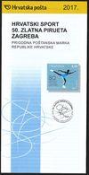 Croatia 2017 / Prospectus, Leaflet, Brochure / Croatian Sport - Golden Spin Of Zagreb - Croatie