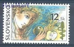 Slovakia 2001 Mi 390 MNH ( ZE4 SLK390 ) - Obst & Früchte