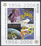 """Mostar """" EUROPA / SPACE / FLOWERS / MAP / STAMP ON STAMP """" 2006 MNH - Bosnia And Herzegovina"""