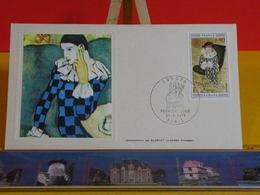 FDC Luxe > Picasso - Europa CEPT > (75) Paris > 26.4.1975 > 1er Jour - 1970-1979