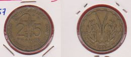 Togo  / KM 79 / 25 Francs 1957 / TTB - Togo