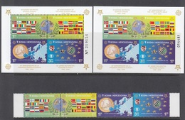 "Bosnia & Herzegovina "" EUROPA / MAP / COIN / CHESS / FLAGS "" 2005 MNH - Europe (Other)"