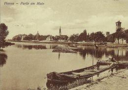 CPM Hanau (reproduction D'une Carte Des Années 1910) - Hanau