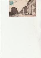 CARTE POSTALE SEPIA- LYON - VENISSIEUX - RUE ISAAC -  VERS 1925 - Vénissieux
