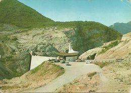Erto - Casso (Pordenone, Friuli V. Giulia) Diga Del Vajont E Chiesetta - Pordenone