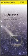 Croatia 2012 / Prospectus, Leaflet, Brochure / Christmas / Falling Star - Croatie