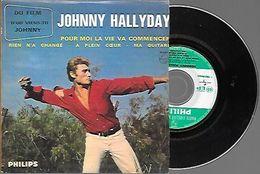 CD JOHNNY HALLYDAY **  DU FILM D OU VIENS TU JOHNNY - Musique & Instruments