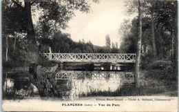36 - PLANCHES -- Vue Du Parc - France