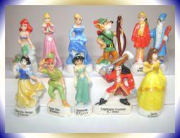 Héros Et Princesse .. 11 Fèves ...Ref AFF : 2-2005... (pan 0041) - Disney