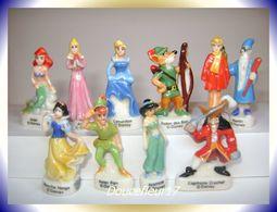 Héros Et Princesses .. 10 Fèves ...Ref AFF : 2-2005... (pan 0041) - Disney