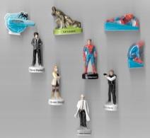 Fèves - SPIDER-MAN - Série Complète De 9 Fèves - - Cartoons