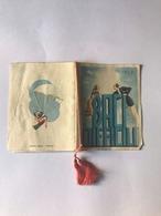 Calendarietto Barbiere Baci Difficili 1940 - Calendari