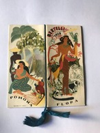 Calendarietto Barbiere Flora E Fauna 1939 - Calendari