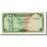 Billet, Yemen Arab Republic, 50 Rials, 199?, KM:27A, NEUF - Yémen