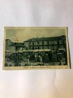 Cartolina  Torino Il Mercato Dei Rigattieri Balòn Viaggiata 1906 - Italie