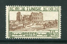 TUNISIE- Y&T N°239- Neuf Avec Charnière * - Tunisia (1888-1955)