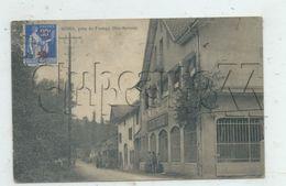 """Frangy (74) : La Maison """"Alexis Francisco"""" Au Hameau De Mons En 1925 (animé) PF. - Frangy"""